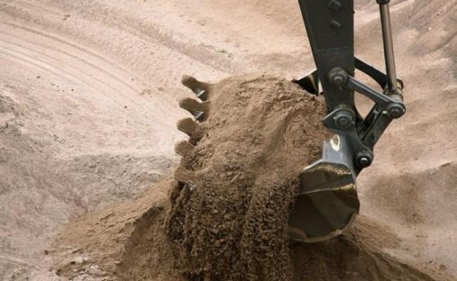 ковш песка