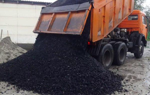 Уголь сортовой ( орех)